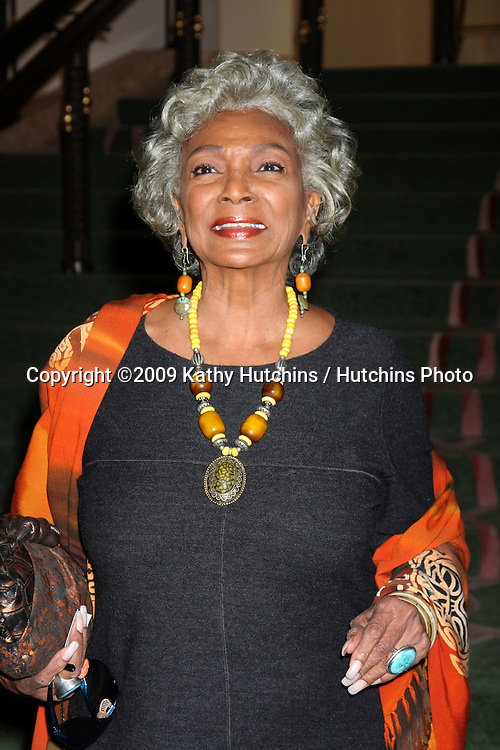 Nichelle Nichols  arriving at the Essence Luncheon at the Beverly Hills Hotel in Beverly Hills, CA on.February 19, 2009.©2009 Kathy Hutchins / Hutchins Photo..                .