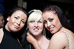 Mandy, Maxine and Stacie Levins enjoying a night out in Barocco..Photo: Shane Maguire/Newsfile.