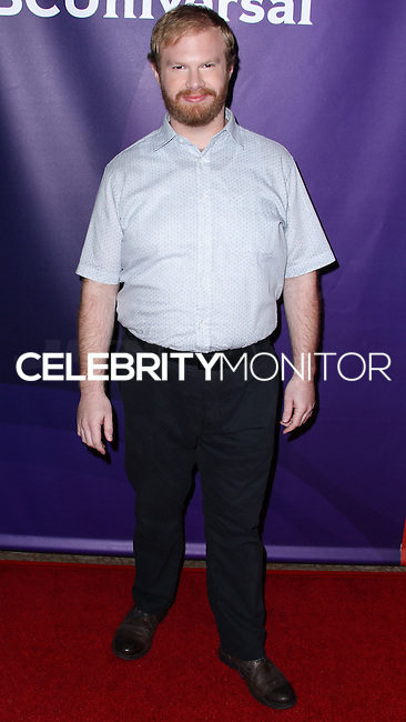 BEVERLY HILLS, CA, USA - JULY 13: Henry Zebrowski at the NBCUniversal Summer TCA Tour 2014 - Day 1 held at the Beverly Hilton Hotel on July 13, 2014 in Beverly Hills, California, United States. (Photo by Xavier Collin/Celebrity Monitor)