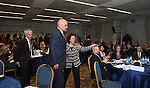 - ALBANIA - 06 October 2014 – Skills for the Future: South Eastern and Turkey –  Edi Rama, Prime Minister of Albania (C),  Gerhard Schumann-Hitzler, Director DG Enlargement D  - Regional Cooperation and Assistance, Turkish Cypriot Community and Madlen Serban (L), Director ETF (R). PHOTO: EUP-Images - Gent SHKULLAKU / Light Studio Agency (LSA)