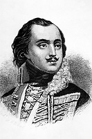 Count Casimir Pulaski.  Copy of engraving by H.B. Hall, published 1871.  (Army)<br /> Exact Date Shot Unknown