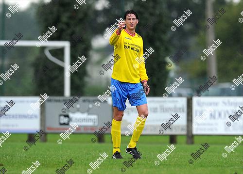 2011-07-21 / Voetbal / seizoen 2011-2012 / R. Kapellen FC / Ben Van Gorp..Foto: mpics