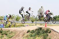 BMX 2014 Serie Latina 1ra fecha
