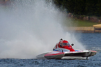 "Keith McMullen, Y-80 ""Outlaw""      (1 Litre MOD hydroplane(s)"
