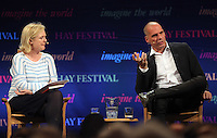 Hay on Wye, UK. Monday 30 May 2016<br />