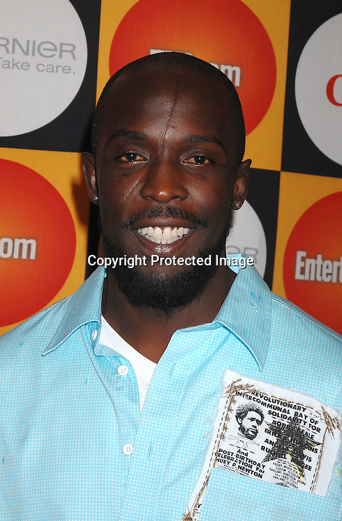 Michael Kenneth Williams..arriving at The Entertainment Weekly celebration of ..EW 100: The Ultimate Must List Issue on June 21, 2007 ..at Gotham Hall in New York. ..Robin Platzer, Twin Images....212-935-0770