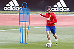 Spain's Isco Alarcon during training session. March 22,2017.(ALTERPHOTOS/Acero)