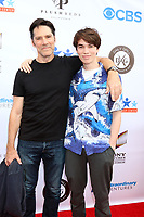 LOS ANGELES - JUN 1:  Thomas Gibson, Travis Gibson at the 7th Annual Ed Asner Poker Tournament at the CBS Studio Center on June 1, 2019 in Studio City, CA