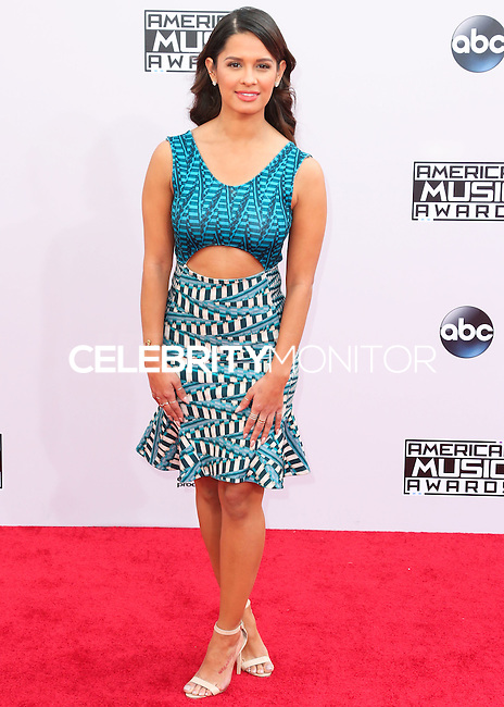 LOS ANGELES, CA, USA - NOVEMBER 23: Rocsi Diaz arrives at the 2014 American Music Awards held at Nokia Theatre L.A. Live on November 23, 2014 in Los Angeles, California, United States. (Photo by Xavier Collin/Celebrity Monitor)