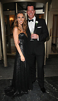 Lucy Kane and Sam Kane at the Rainbows Celebrity Charity Ball, The Dorchester Hotel, Park Lane, London, England, UK, on Friday 01 June 2018.<br /> CAP/CAN<br /> &copy;CAN/Capital Pictures