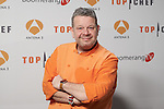 Spanish chef Alberto Chicote attends 'Top Chef' new season presentation in Madrid , Spain. February 14, 2017. (ALTERPHOTOS/Rodrigo Jimenez)