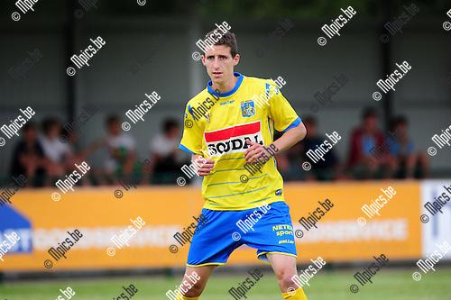 2014-07-02 / Voetbal / seizoen 2014-2015 / KVC Westerlo / Jens Cools<br /><br />Foto: mpics.be