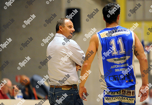 2013-09-10 / Basketbal / seizoen 2013-2014 / Kangoeroes Willebroek / Tom Poppe<br />