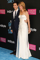 NEW YORK CITY, NY, USA - JUNE 02: Nat Wolff, Laura Dern at the New York Premiere Of 'The Fault In Our Stars' held at Ziegfeld Theatre on June 2, 2014 in New York City, New York, United States. (Photo by Jeffery Duran/Celebrity Monitor)