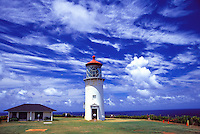 Kilauea lighthouse on Kauai's north shore