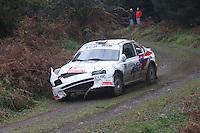 Galloway Hills Rally 301011