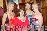 Pictured in Charlie Foleys bar, Killarney for the New Year's Eve celebrations on Friday night were Eileen Brosnan, Helen O'Brien, Mary McCarthy and Catherine McMahon.