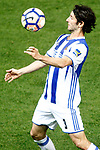 Real Sociedad's Esteban Granero during La Liga match. April 4,2017. (ALTERPHOTOS/Acero)