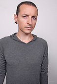 CHESTER BENNINGTON LINKIN PARK, LOCATION SESSION, SUNSET MARQUIS HOTEL, 2010 WILLIAM HAMES