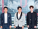 Press conference for V.I.P. in Seoul