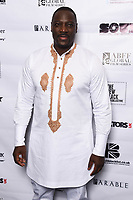 "Adewale Akinnuoye-Agbaje<br /> arriving for the ""Farming"" screening as part of the S.O.U.L. Festival at the BFI Southbank, London<br /> <br /> ©Ash Knotek  D3517 30/08/2019"