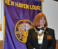 Installation of Officers New Haven Elks Club Lodge # 25. April 9, 2011