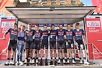 Picture by Allan McKenzie/SWpix.com - 14/05/2017 - Cycling - HSBC UK British Cycling Spring Cup Series  - Lincoln Grand Prix 2017 - Team JLT Condor