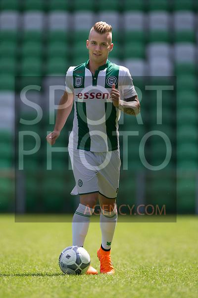 29-06-2015,Presentatiegids, seizoen, 2015 - 2016,2015, 2016, loopfoto, spelers, Albert Rusnak of FC Groningen,