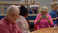Malika Haqq, Maggie Oliver<br /> Celebrity Big Brother 2018 - Day 7<br /> *Editorial Use Only*<br /> CAP/KFS<br /> Image supplied by Capital Pictures