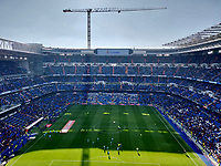 2019.12.07 La Liga Real Madrid VS RCD Espanyol