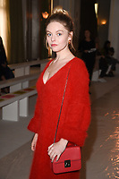 Nell Hudson at the Jasper Conran Spring Summer 2018 show as part of London Fashion Week, London, UK. <br /> 16 September  2017<br /> Picture: Steve Vas/Featureflash/SilverHub 0208 004 5359 sales@silverhubmedia.com