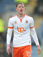 Blackpool's Sean Longstaff<br /> <br /> Photographer Mick Walker/CameraSport<br /> <br /> The EFL Sky Bet League One - Oxford United v Blackpool - Saturday 6th January 2018 - Kassam Stadium - Oxford<br /> <br /> World Copyright &copy; 2018 CameraSport. All rights reserved. 43 Linden Ave. Countesthorpe. Leicester. England. LE8 5PG - Tel: +44 (0) 116 277 4147 - admin@camerasport.com - www.camerasport.com