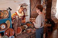 Fall Craftshow, Prallsville Mills, Stockton, New Jersey