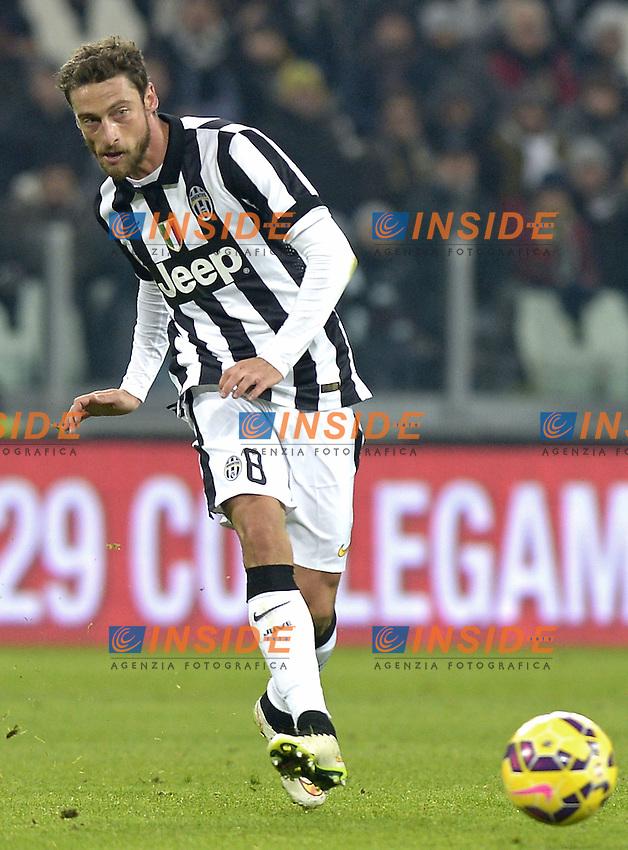 Claudio Marchisio Juventus,<br /> Torino 18-01-2015, Juventus Stadium, Football Calcio 2014/2015 Serie A, Juventus - Verona, Foto Filippo Alfero/Insidefoto