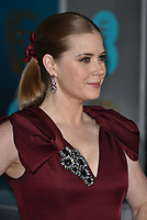 Amy Adams<br /> The EE British Academy Film Awards 2019 held at The Royal Albert Hall, London, England, UK on February 10, 2019.<br /> CAP/PL<br /> ©Phil Loftus/Capital Pictures