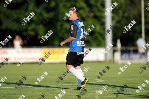 2012-07-25 / Voetbal / seizoen 2012-2013 / Rupel-Boom / Cedric Detroetsel..Foto: Mpics.be