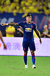 Manchester United defender Marcos Rojo (c) during the International Champions Cup China 2016, match between Manchester United vs Borussia  Dortmund on 22 July 2016 held at the Shanghai Stadium in Shanghai, China. Photo by Marcio Machado / Power Sport Images