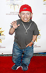 HOLLYWOOD, CA. - August 16: Actor Verne Troyer arrives at the third annual Hot in Hollywood held at Avalon on August 16, 2008 in Hollywood, California.