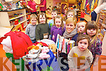 Grainne Toomey manager of Tir na nOg Childcare Centre, Ballybunion is organising a recycling drive to help raise funds for the centre. Pictured with Grainne were: Grainne Toomey manager of Tir na nOg Childcare Centre, Ballybunion is organising a recycling drive to help raise funds for the centre. Pictured with Grainne were: Archie Walsh, Ellen Gilbert, Odhran Buckley, Emily Cullin, Ava Joyce, Cathal Daly, Chloe Walsh O'Rourke, and Isabella Nash.