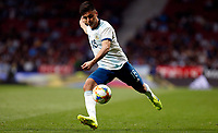Argentina's Piti Martinez  during the International Friendly match on 22th March, 2019 in Madrid, Spain. (ALTERPHOTOS/Manu R.B.)<br /> Madrid 22-03-2019 <br /> Football Friendly Match <br /> Argentina Vs Venezuela <br /> foto Alterphotos/Insidefoto <br /> ITALY ONLY