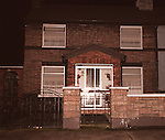Paul Ward Parents Home in Windmill Park in Crumlin, where he was brought up as a child..Pic/Byline Fran Caffrey Newsfile