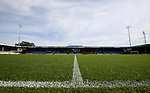 General view of Glanford Park towards the Clugston Stand during the English League One match at Glanford Park Stadium, Scunthorpe. Picture date: September 24th, 2016. Pic Simon Bellis/Sportimage