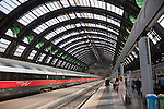 Train Station, Milan, Italy
