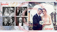 Christine & Thorsten Wedding Album Proof