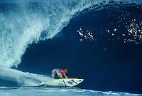 Tom Carroll (AUS) Kirra 1992. Photo:  joliphotos.com