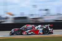 #4 Ansa Motorsports Ligier JS P3, LMP3: Leo Lamelas, Neil Alberico