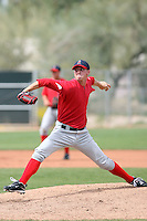 Michael Anton, Los Angeles Angels 2010 minor league spring training..Photo by:  Bill Mitchell/Four Seam Images.