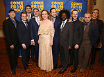 "The Band attends the ""Come From Away"" Broadway Opening Night After Party at Gotham Hall on March 12, 2017 in New York City."