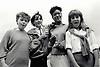 Secondary schoolchildren, Nottingham UK 1987