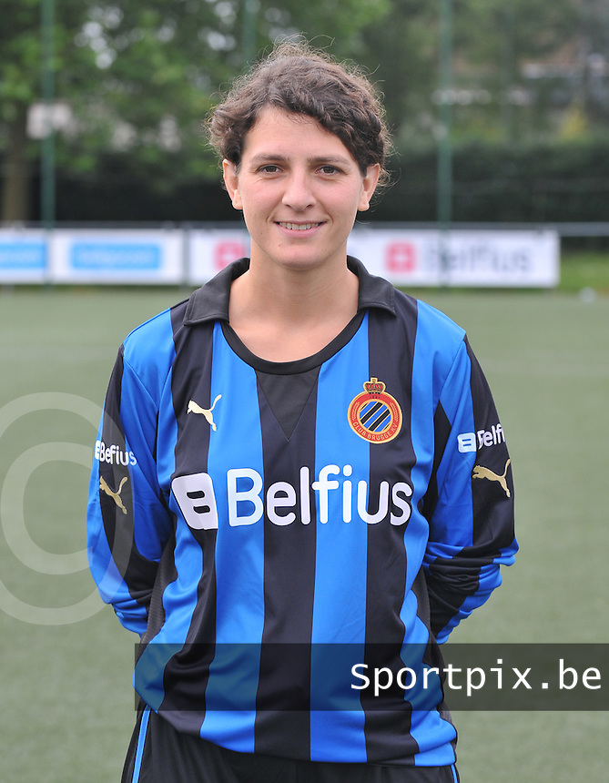 Club Brugge Dames : Jasmine Vanysacker.foto VDB / David Catry